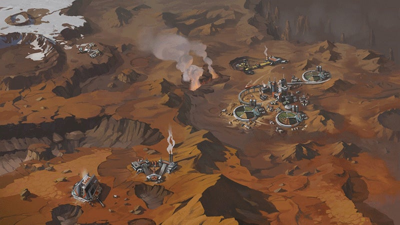 The Art Of Offworld Trading Company