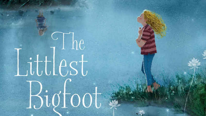 Fox Is Making A Movie About The Friendship Between A Preteen And A Preteen Bigfoot