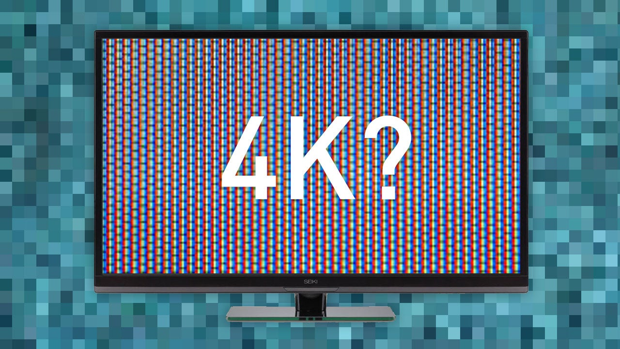 What Is 4K and Should I Buy a 4K Display Right Now?