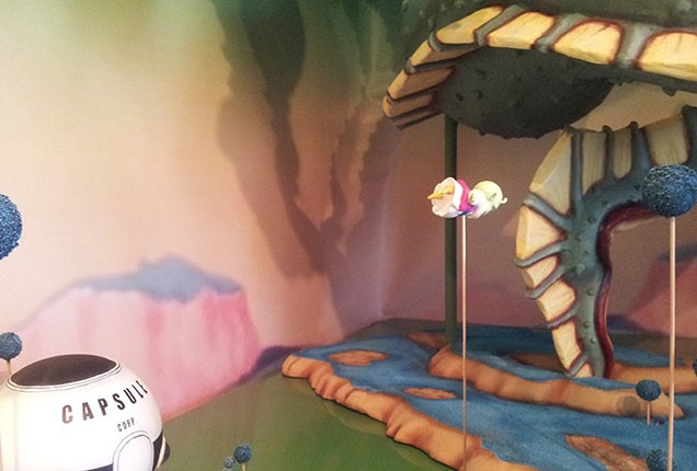 Someone Built An Amazing Dragon Ball Z Model Set