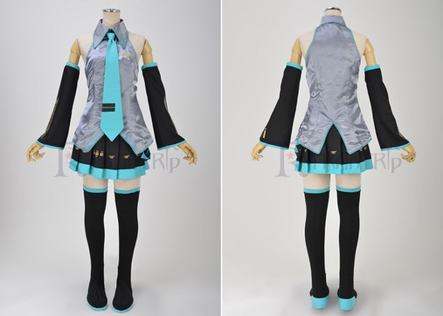Last Year's Biggest Selling Cosplay Outfits in Japan