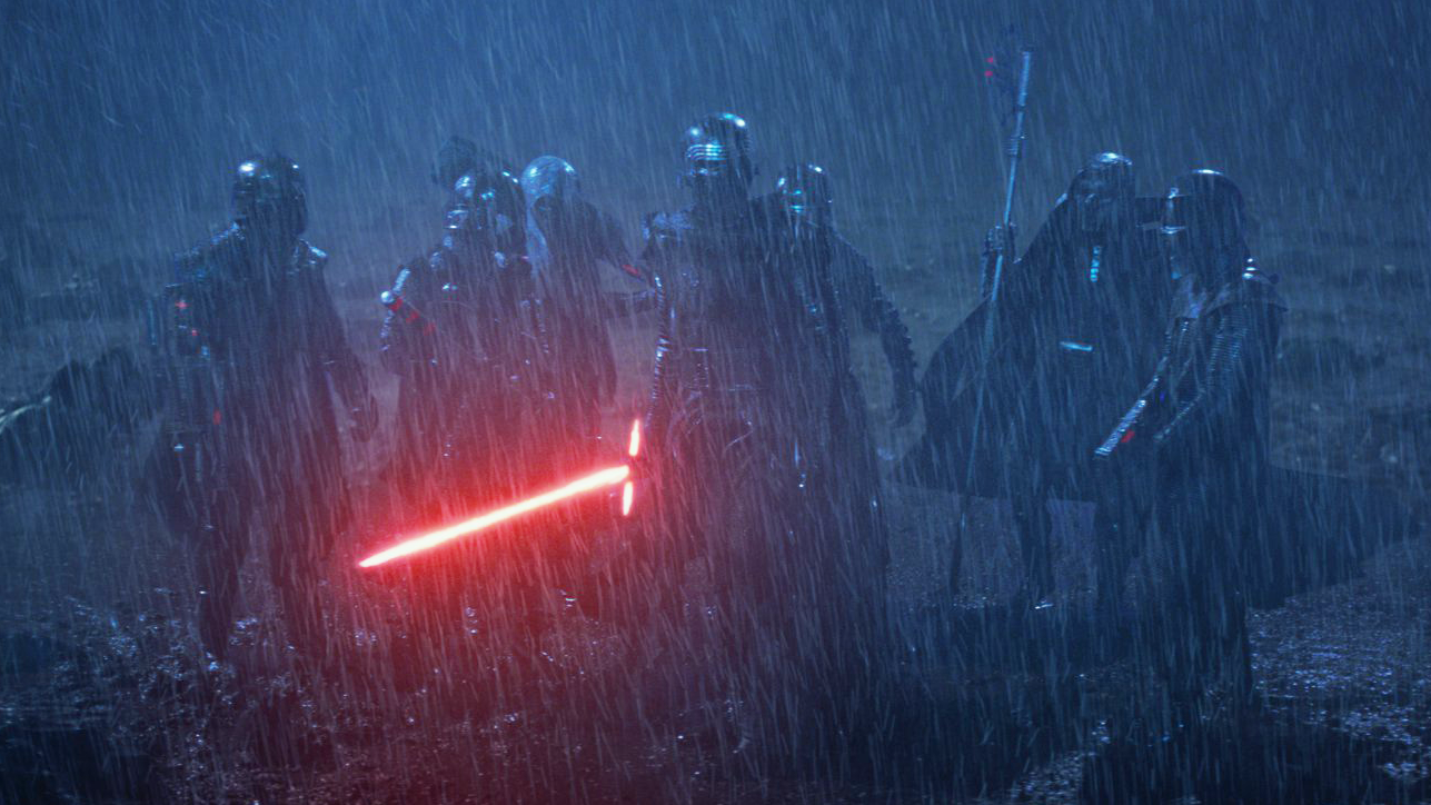 Rian Johnson Didn't Want The Knights Of Ren In The Last Jedi Because He Would Have Murdered Them
