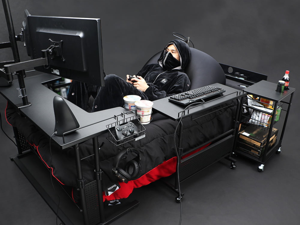 This Is An Excellent Gaming… Bed