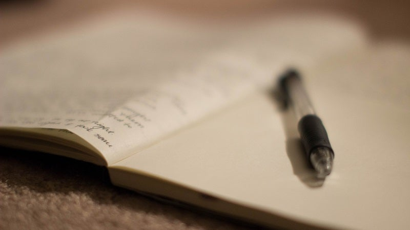 Get Over A Breakup With 'Redemptive Narrative' Journaling