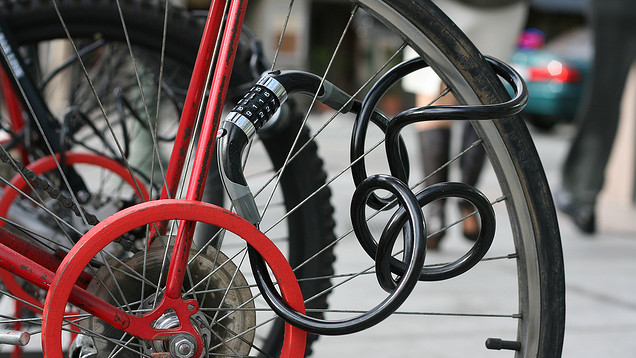 Keep Your Bike's Serial Number Handy In Case of Theft