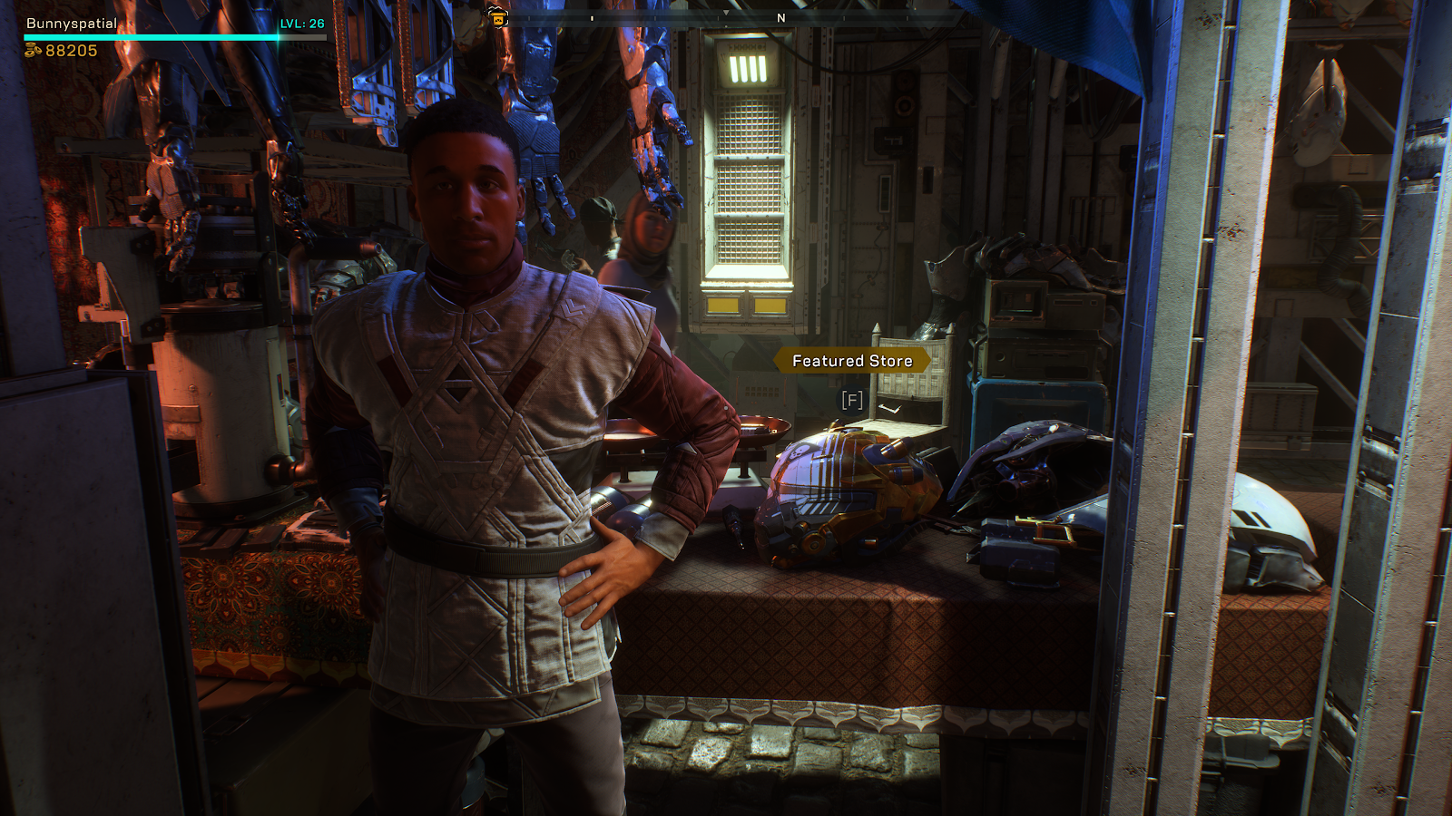 Everything About Anthem's In-Game Stores Is Bafflingly Bad