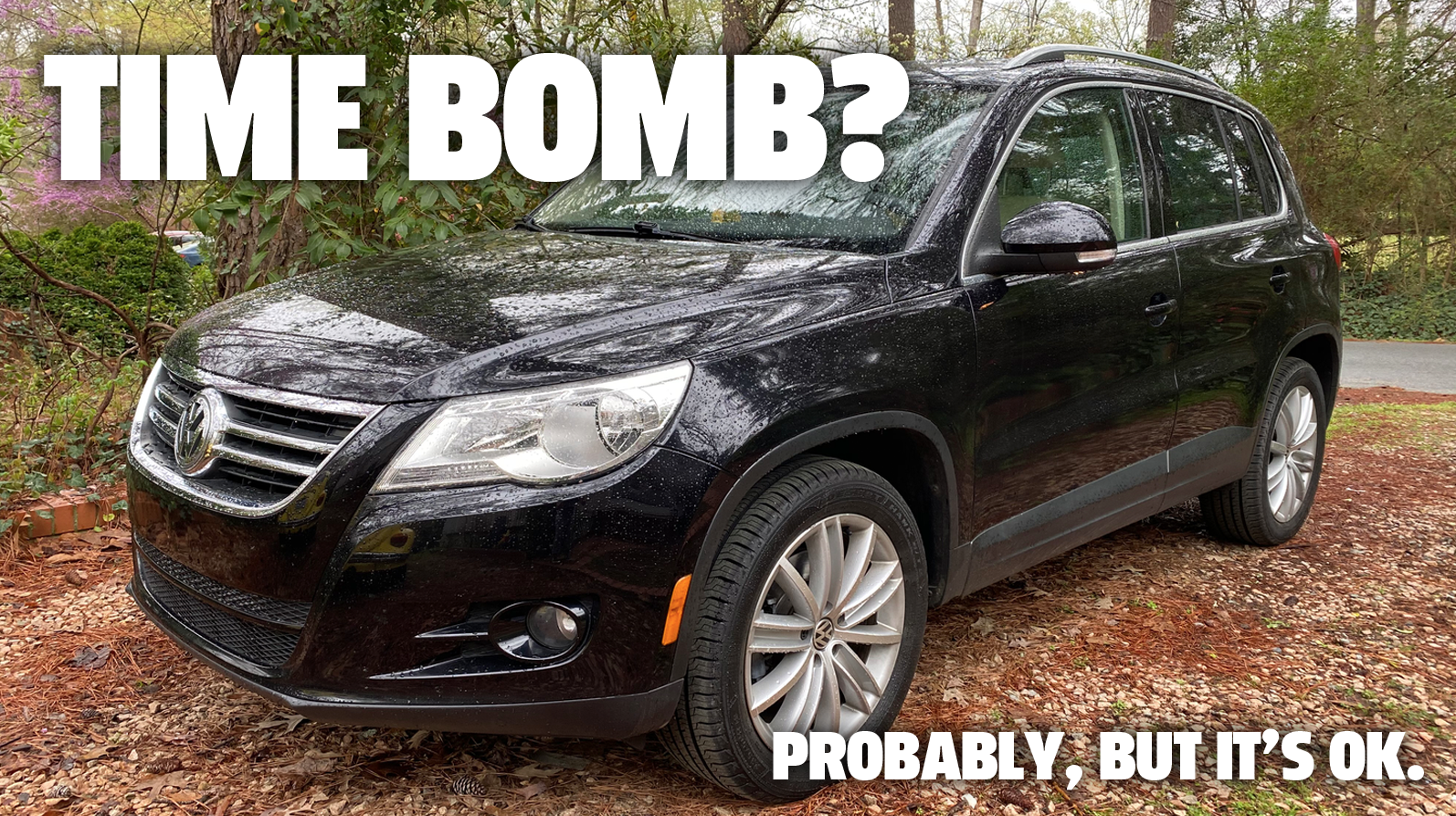 Why I Think I'm OK With Buying A Car That's Probably A Time Bomb