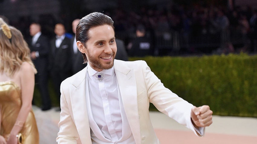 Jared Leto Loves Atlas Shrugged, Because Of Course He Does