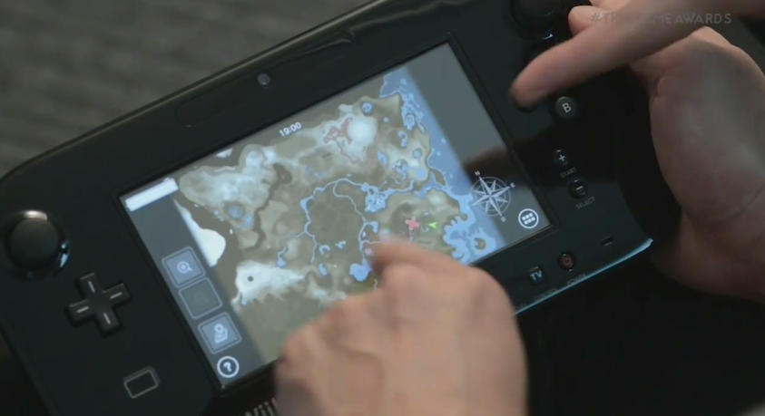 Everyone's Trying To Figure Out The New Zelda's Map