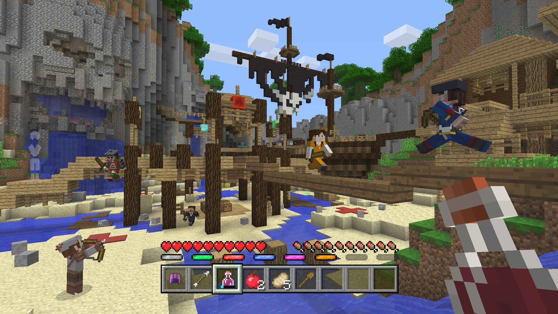 MinecraftIs Getting A PVP Battle Mode