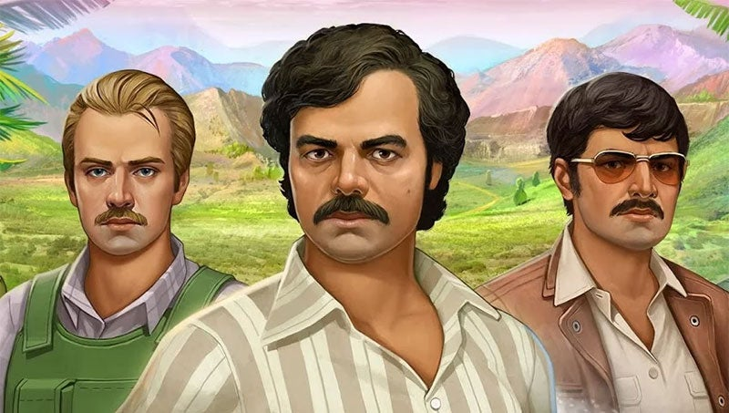 There's A NarcosGame, But It Sucks