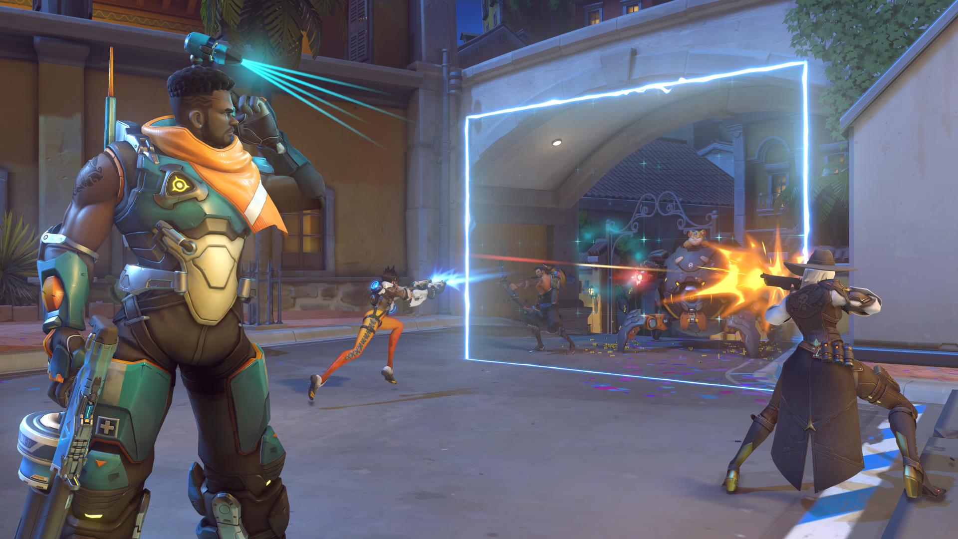 Baptiste Is Fun To Play, But He Probably Won't Shake Up Overwatch Just Yet