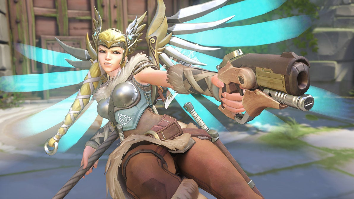 Blizzard Is Testing Major Mercy And D.Va Changes In Overwatch PTR