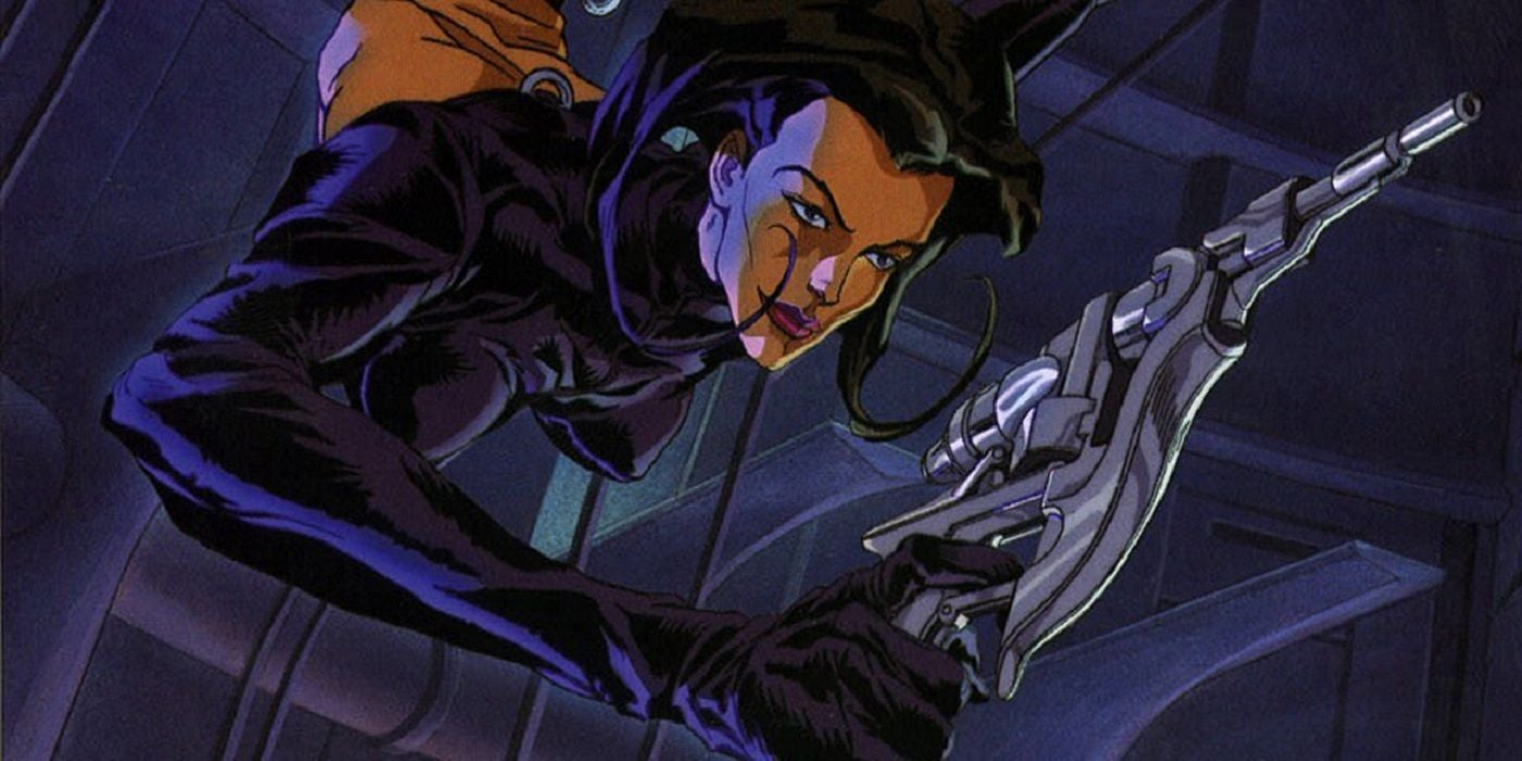 MTV Hopes You're Interested In A Live-Action Aeon Flux TV Series
