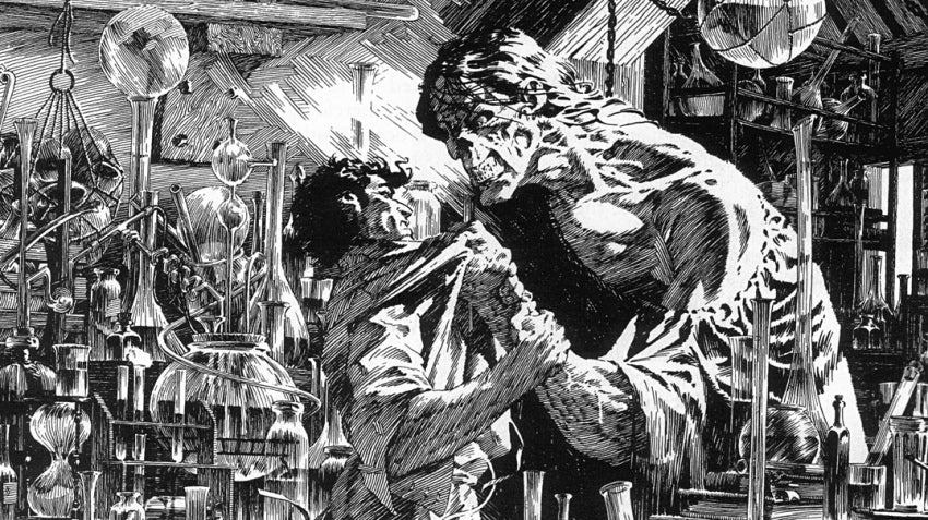 Stephen King The Stand Art