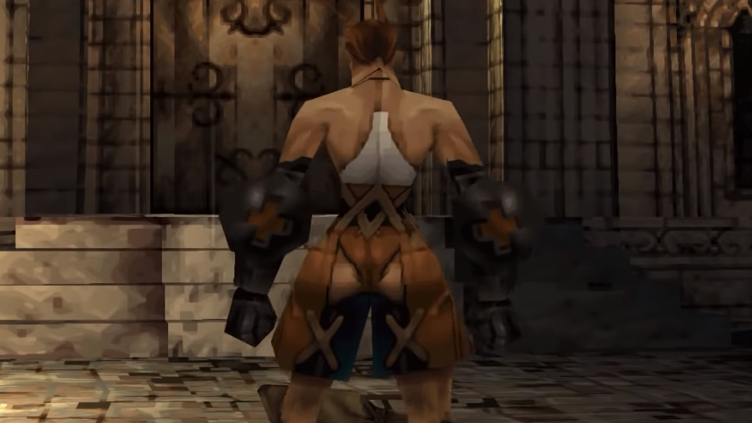 Here's To 20 More Years Of Ashley's Butt Just Hanging Out In Vagrant Story