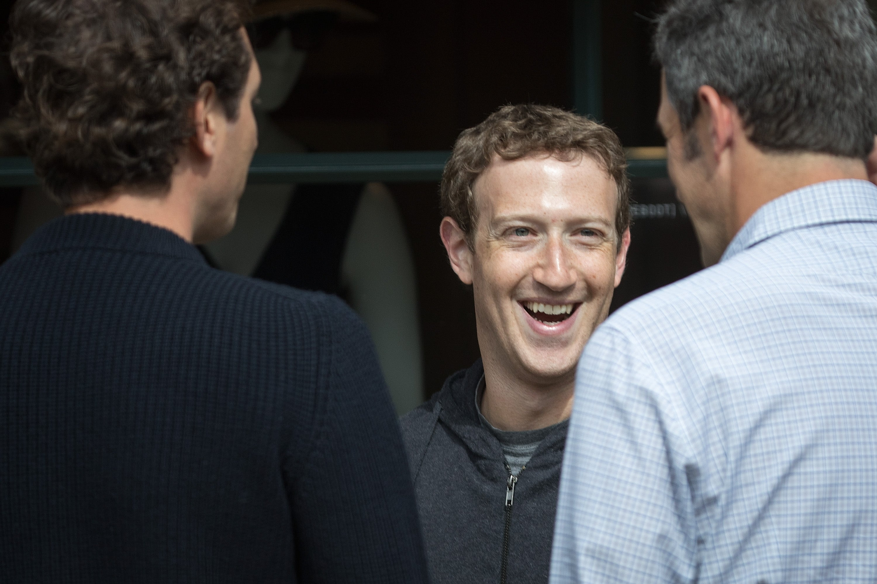 This Is Why You Didn't See A Photo Of Mark Zuckerberg At Court This Week
