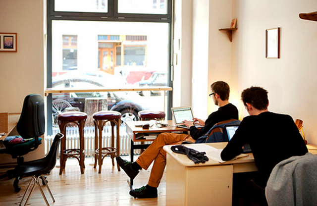Are You A Lonely Freelancer? Try Renting A Desk In A Cool Office Space