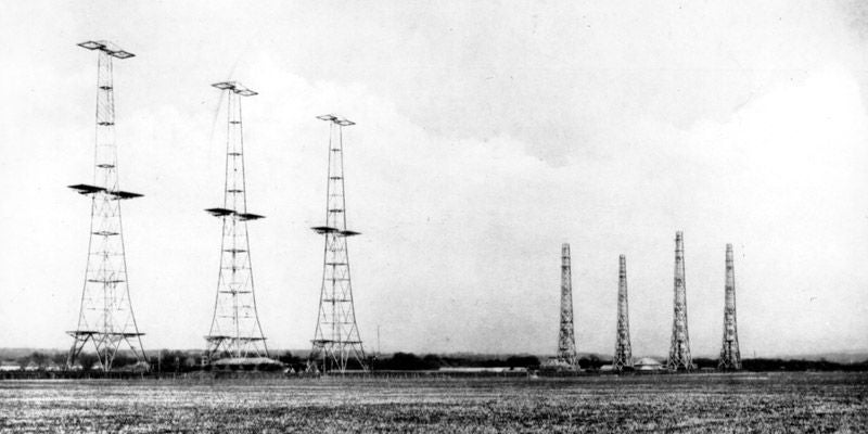 The Early Warning Radar Systems That Defended WWII Britain