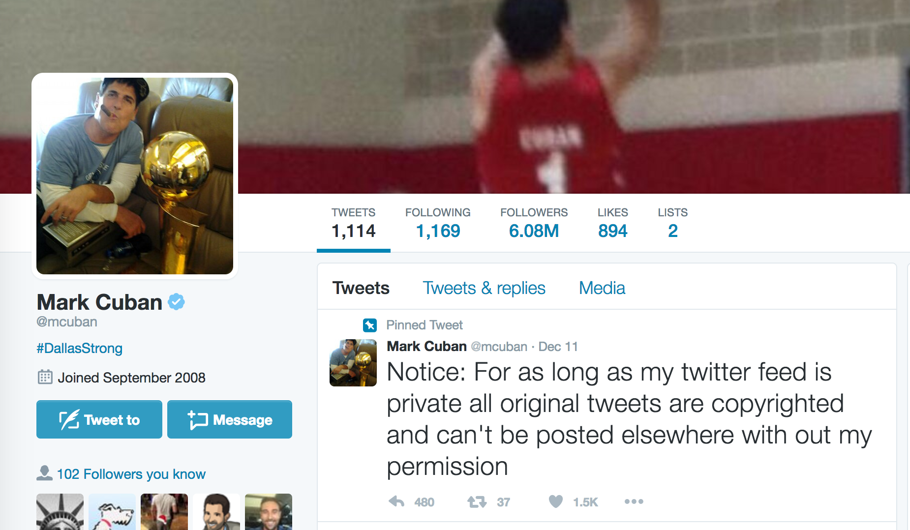 Tech Billionaire Mark Cuban Still Has No Idea How Tweets Work