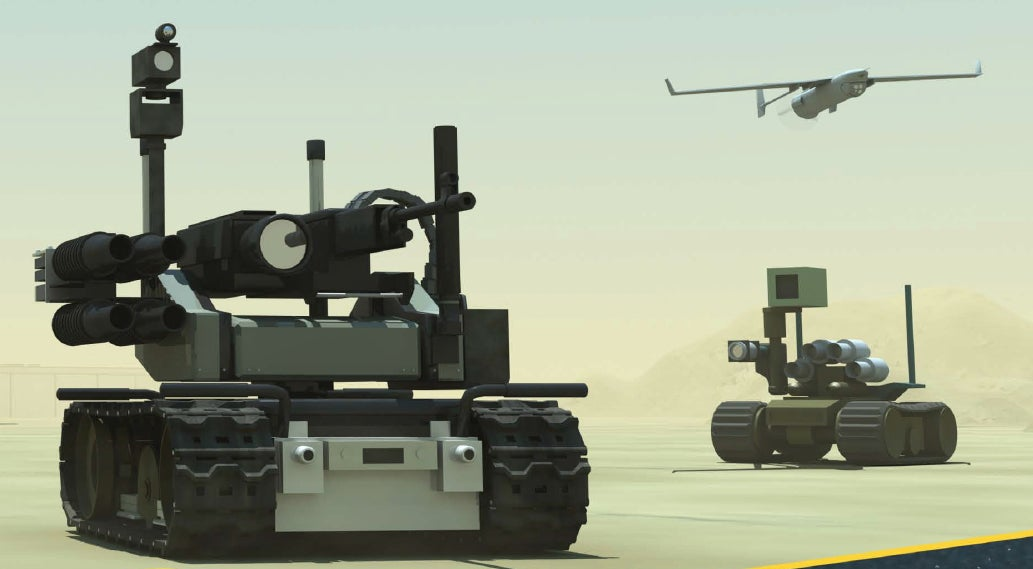 The UN Will Debate the Ethics of Killer Robots This Week
