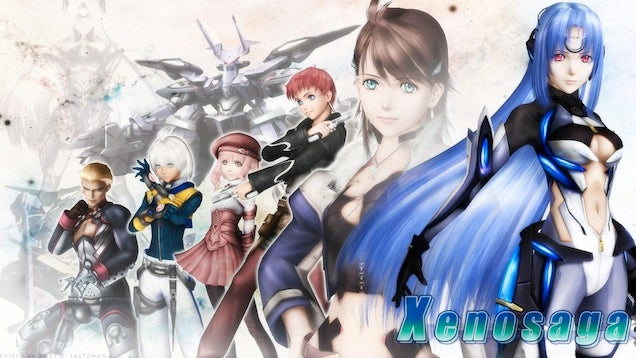 'Xenosaga HD Collection' Is Actually A Thing That Could Happen