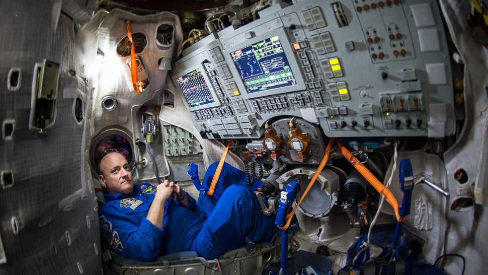 Why Spaceflight Ruins Your Eyesight