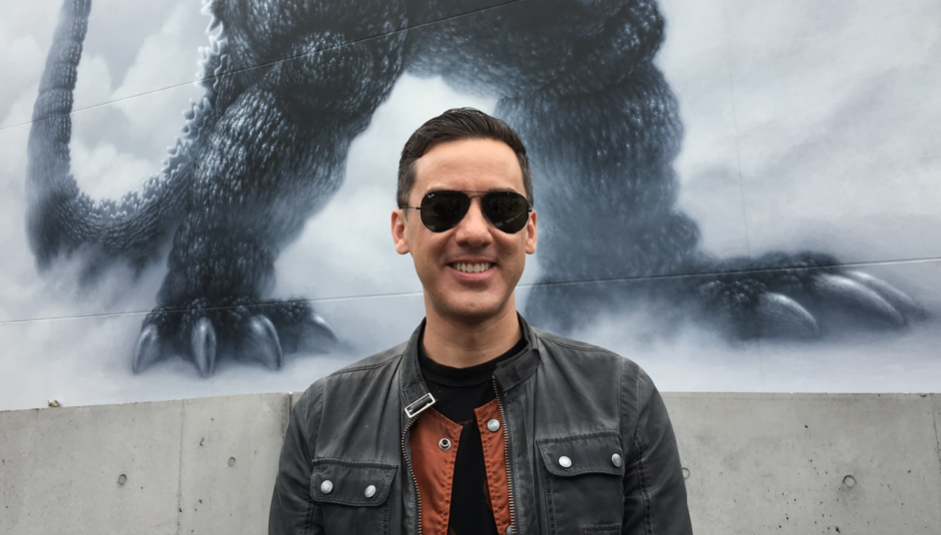 Why Godzilla Means The World To King Of Monsters Director Michael Dougherty