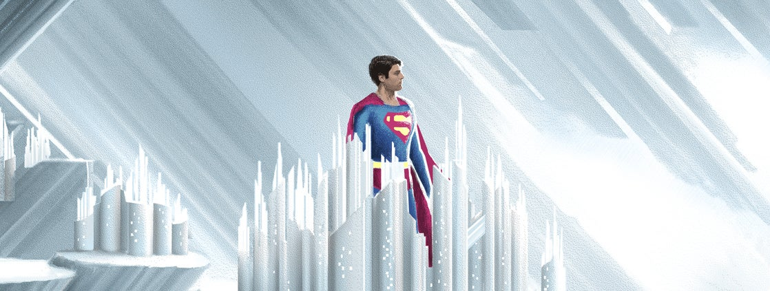 This Superman Poster Encompasses Everything Great About The 1978 Movie