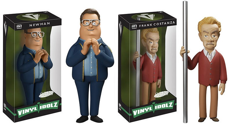 This Is As Close As You'll Ever Get To Seinfeld Action Figures