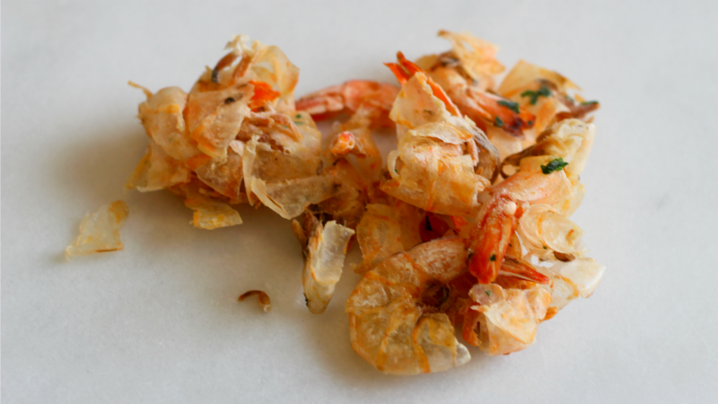 Make A Flavour-Packed Stock From Prawn Shells