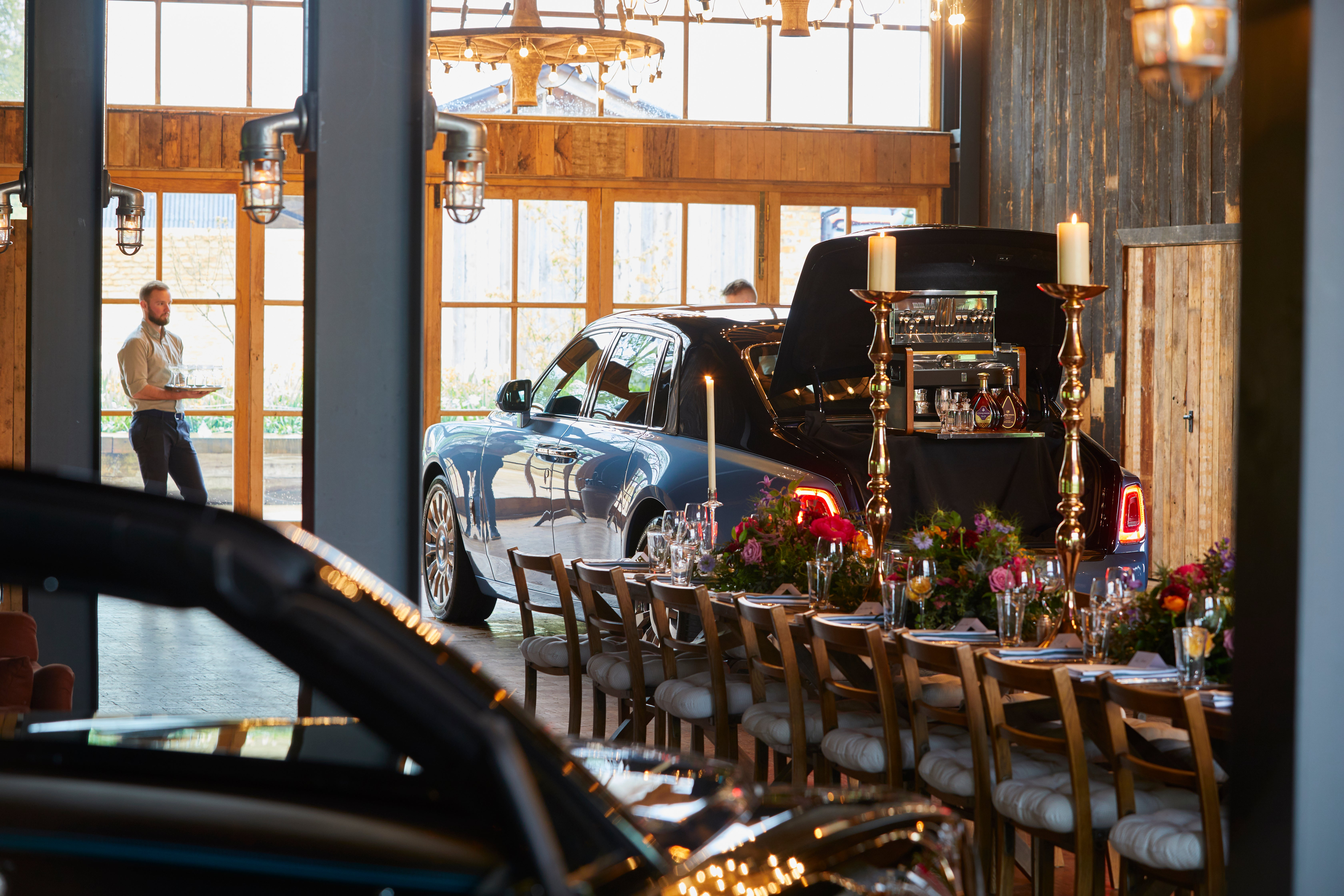 Rolls-Royce Hosted 'Cars And Cognac' And You Weren't Invited Because You're Poor