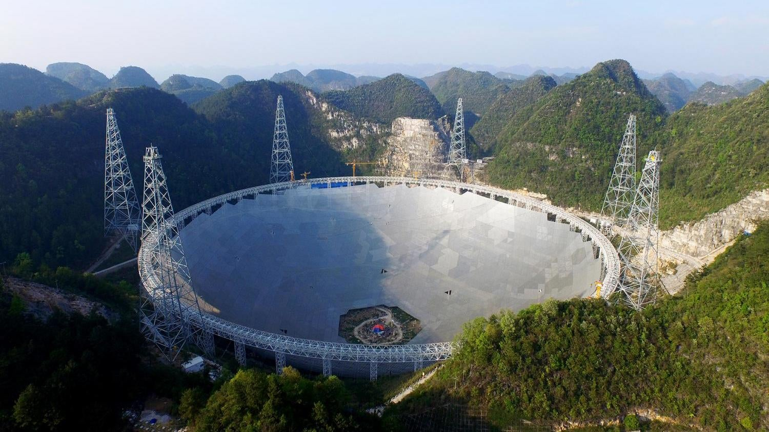 That Wild Chinese Telescope Is Already Discovering Its First Pulsars
