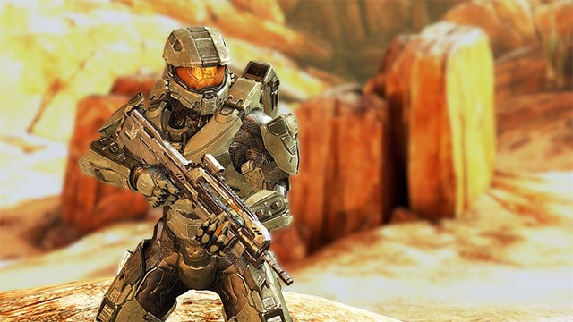 A Halo Movie Is Getting Made (Sort Of)
