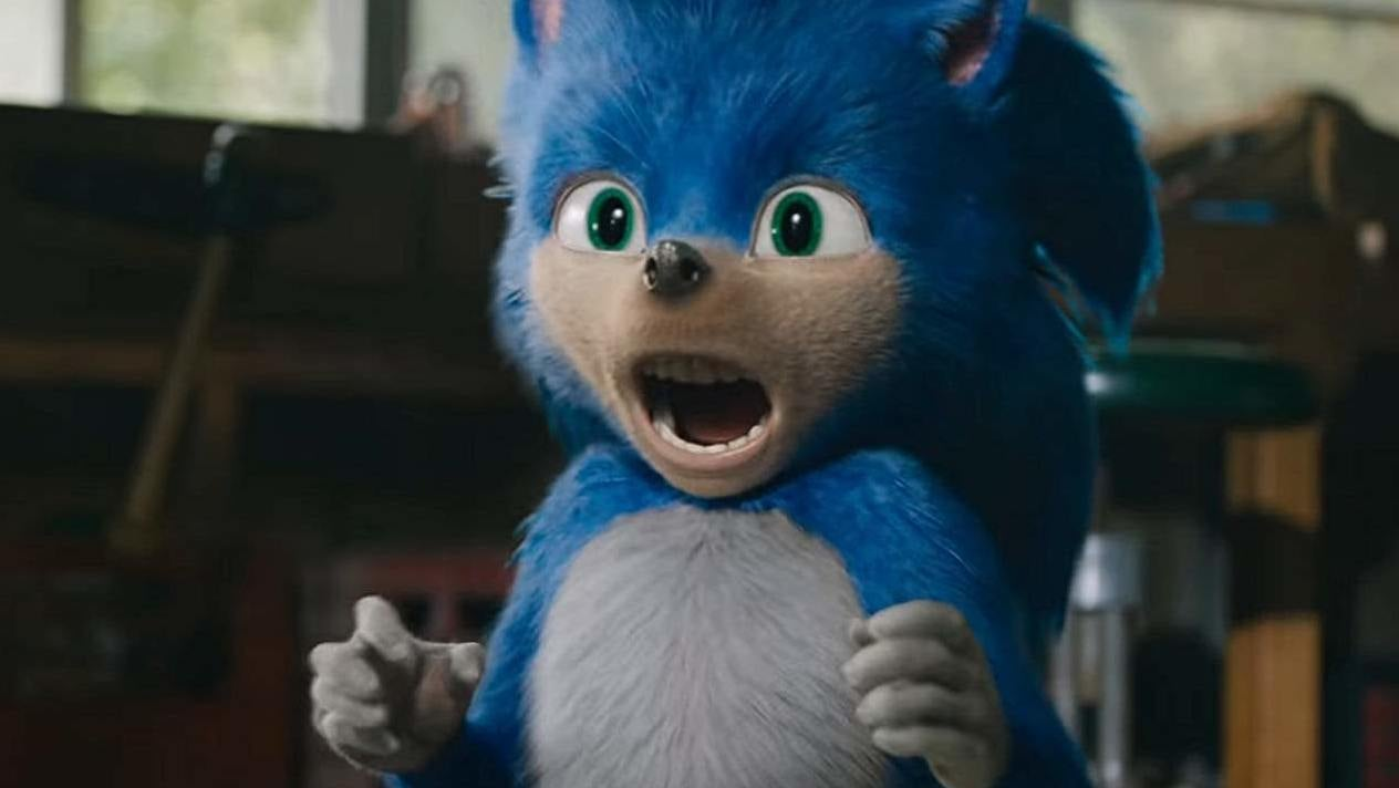 There Are Now Sonic Movie Halloween Costumes And No One Is Ready