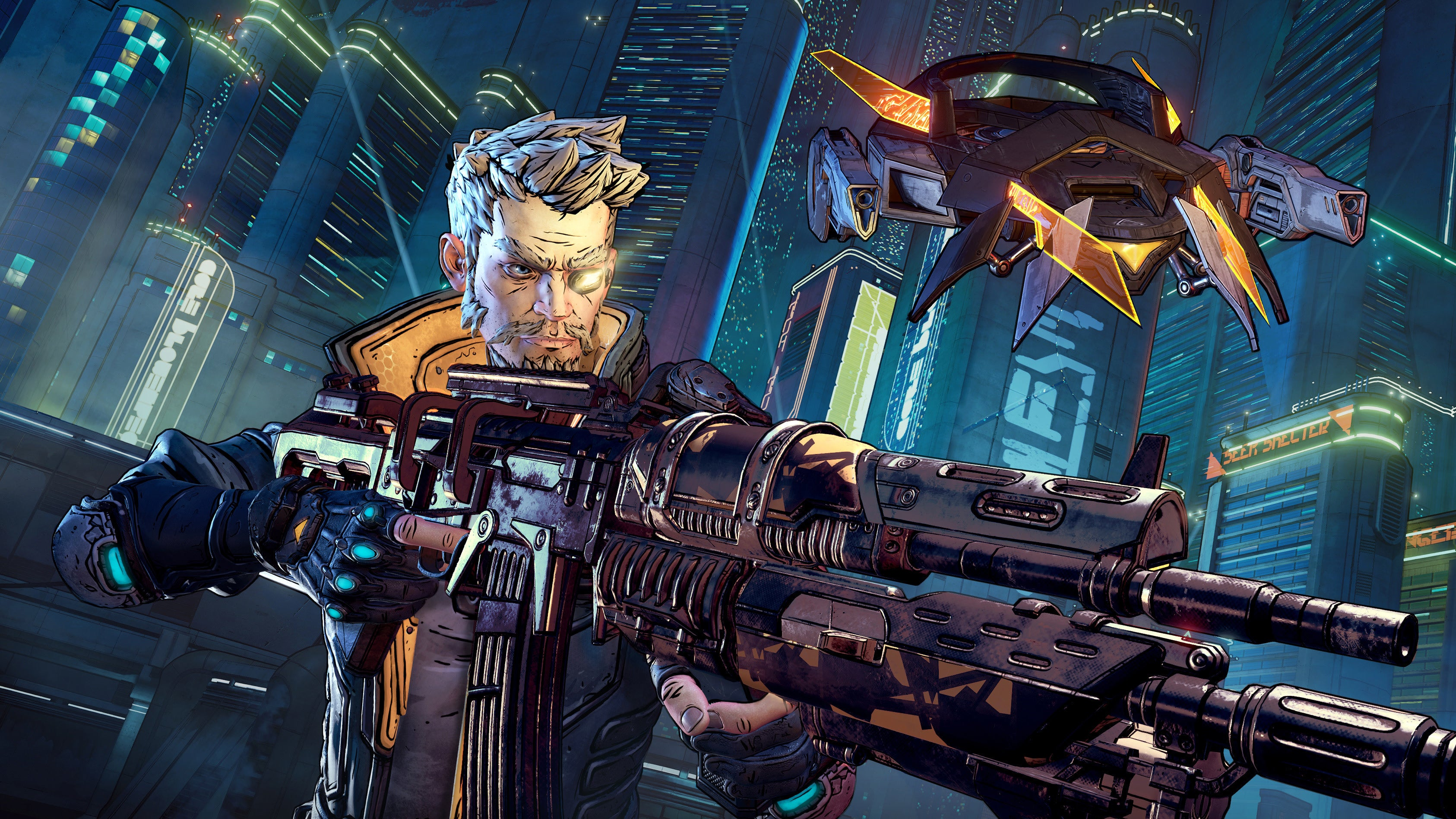 Borderlands 3 Players Are Disappointed In Zane's Late-Game Weakness