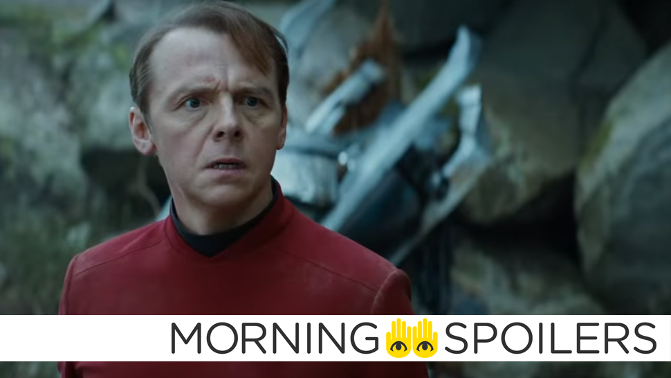 Simon Pegg Says Star Trek's Cinematic Future Remains Uncertain