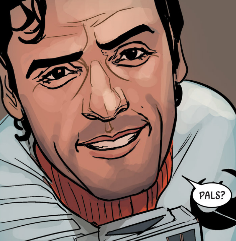 The Poe Dameron Comic Is the Force Awakens Prequel You've Been Craving