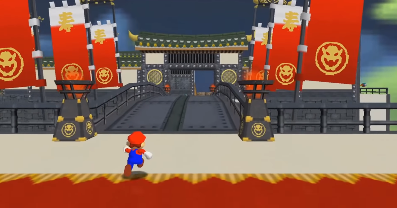 Super Mario Odyssey Gets Remade In Mario 64