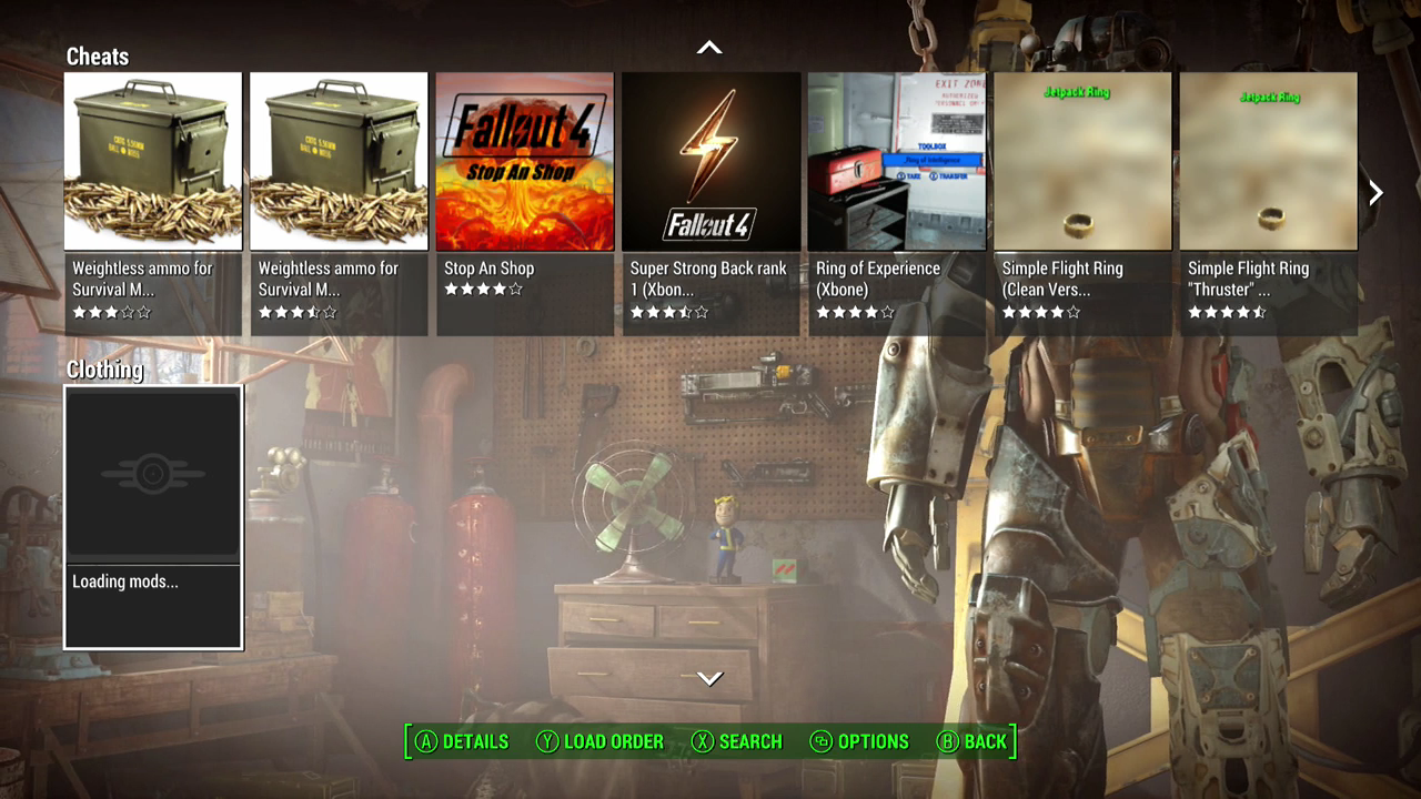 The Most Popular Fallout 4 Mods On Xbox One | Kotaku Australia
