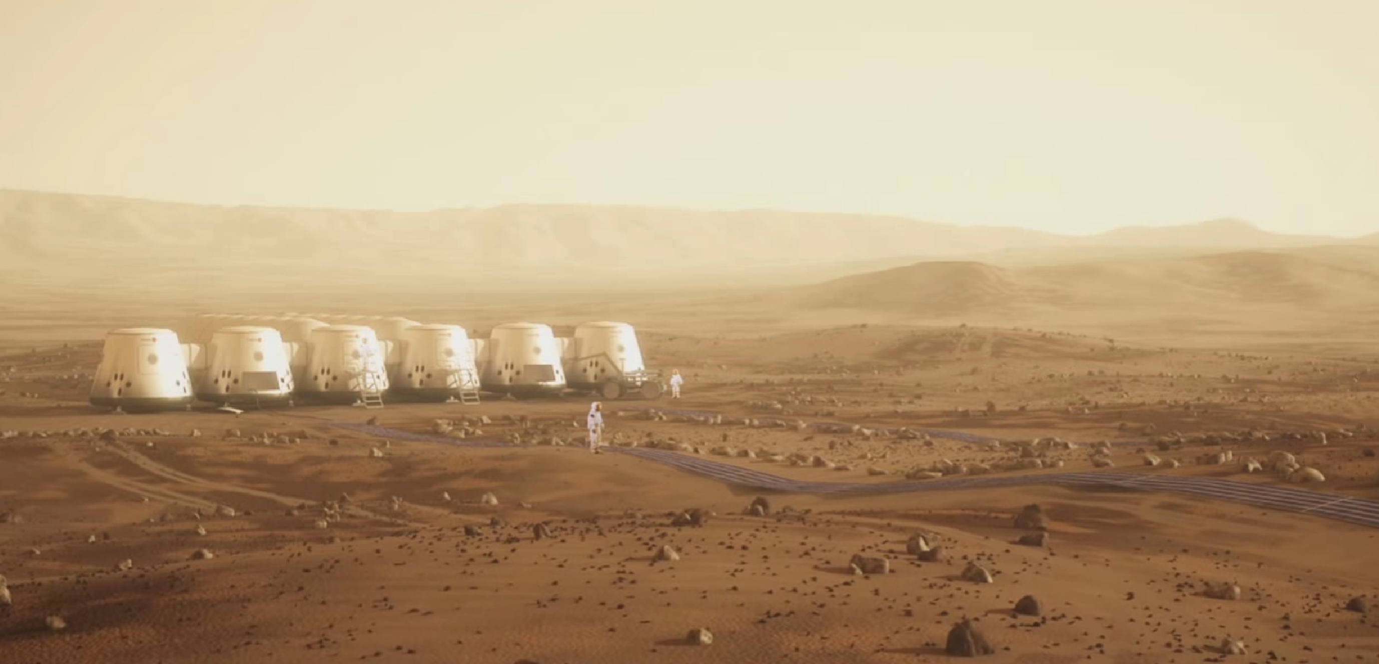 MIT Study Says Mars One Colonists Would Starve (Among Other Things)
