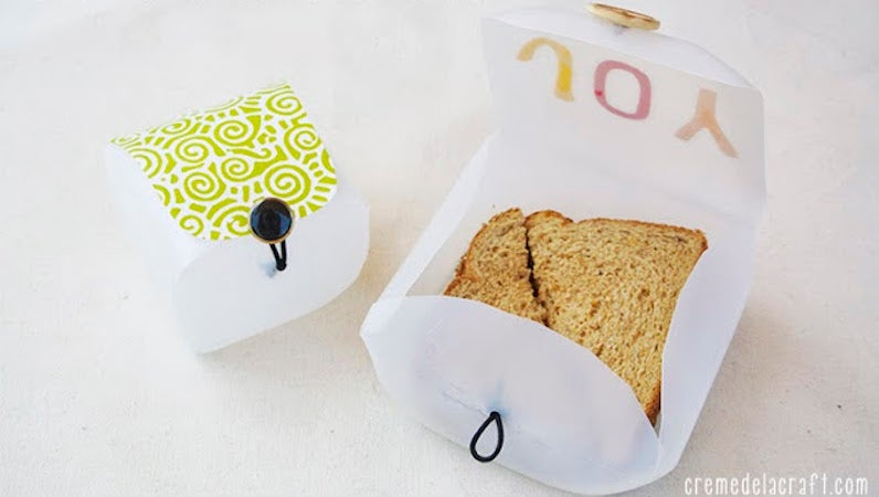 Turn Milk Or Water Jugs Into Portable, Reusable Containers