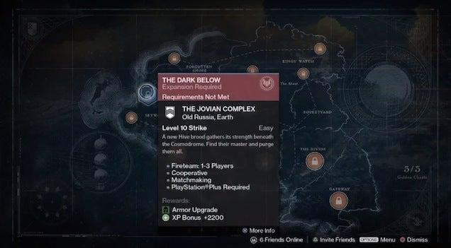 Destiny Leak Shows What Future DLC Could Bring