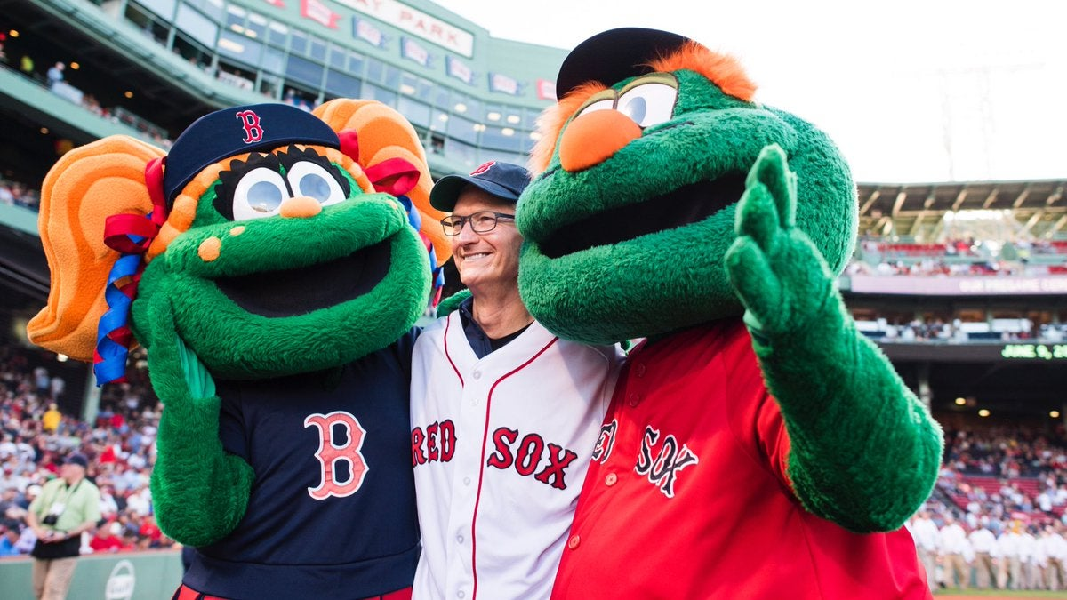 The Boston Red Sox Have Finally Found A Good Reason To Own An Apple Watch