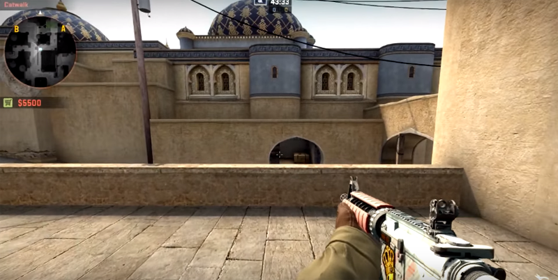 The Most Common Movement Mistakes In Counter-Strike