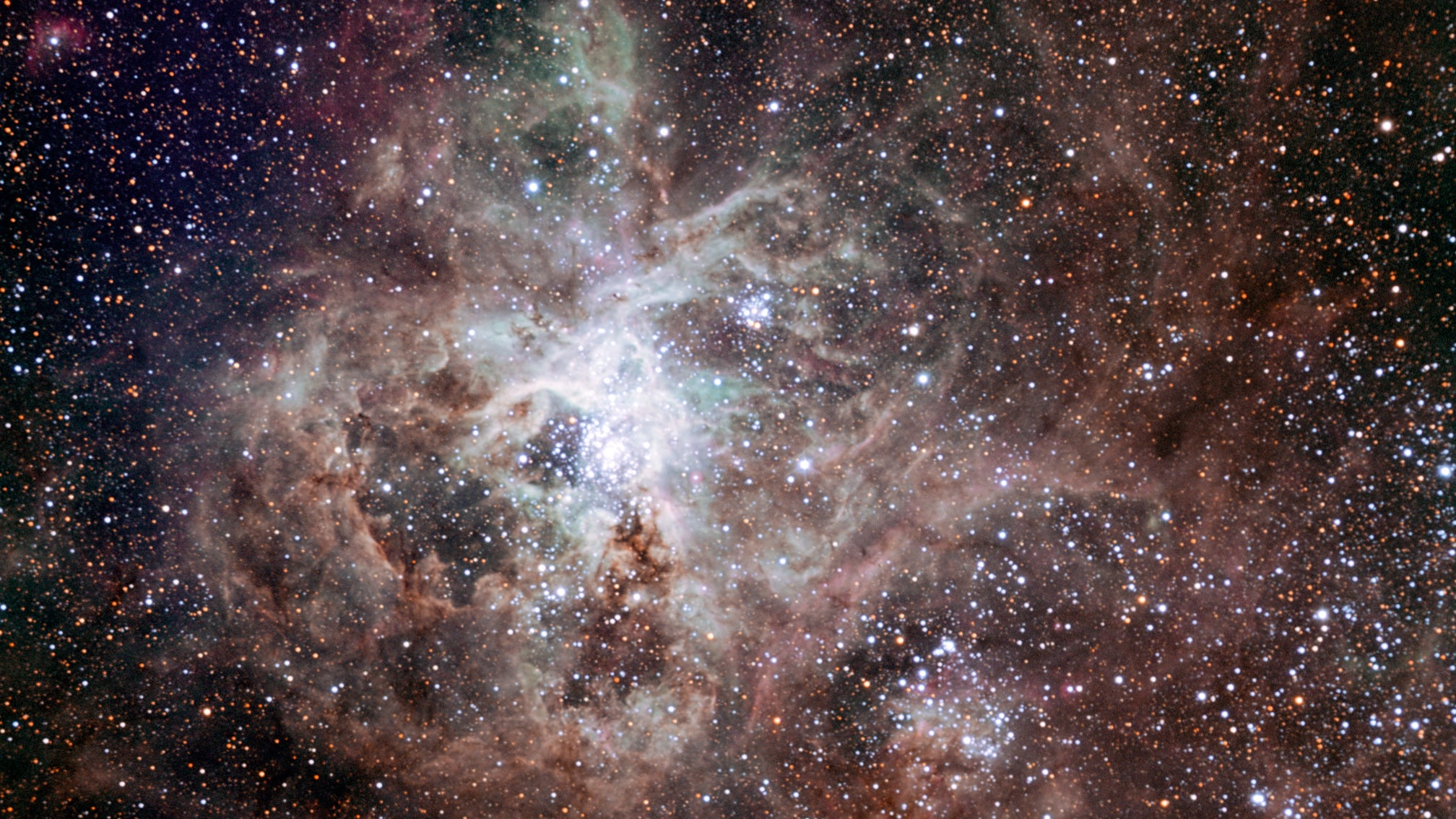 Nearby Starburst Surprises Scientists By Having Way Too Many Massive Stars
