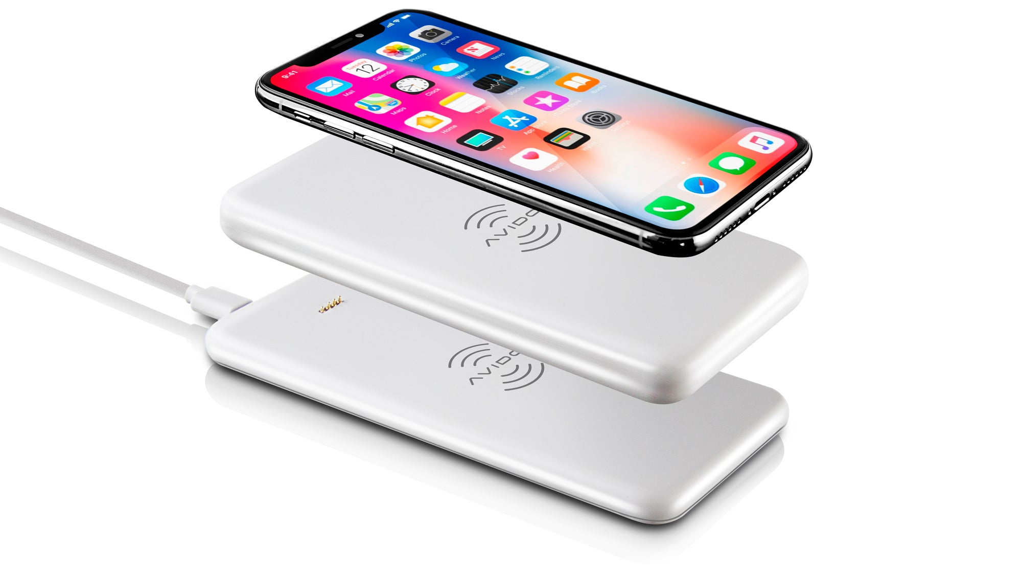 You Can Wirelessly Charge Your Phone With This Wireless Battery That Also Wirelessly Charges
