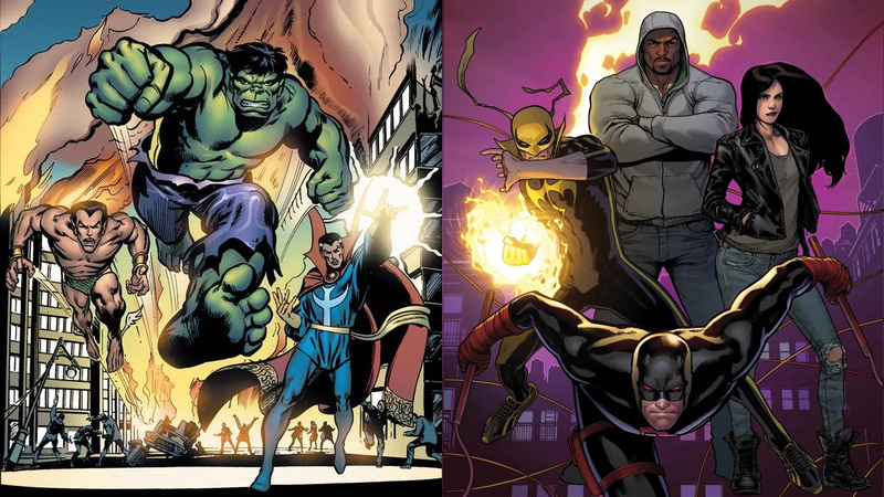 The Weird History Of Marvel's Defenders, Most Of Whom Are Not Appearing On The TV Show