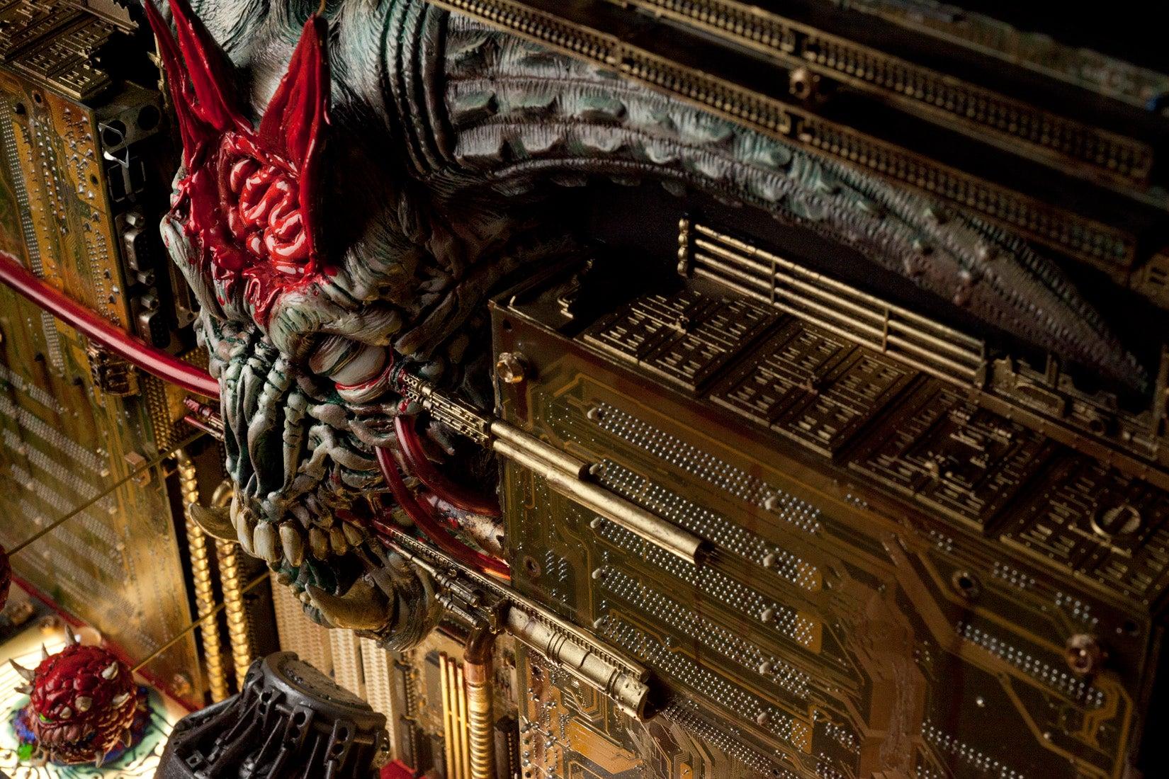 Artist Turns Doom II's Final Level Into $US6,000 Sculpture