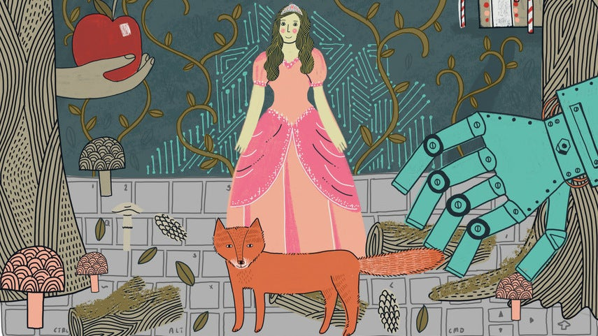 Created With Artificial Intelligence, This 'New' Grimm's Fairy Tale Is Strange But Magical
